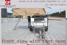 2015 Australia travel camper van