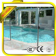 u value laminated glass tempered glass shower pool swimminggarden glass art