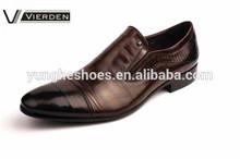 Llegada de un nuevo cuero calzado de vestir para hombres 8829-16