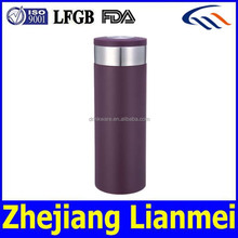 2015 hot selling good quality double wall stainless steel vacuum flask,tea cups,travel mug wholesale china
