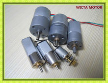 diameter 12mm-50mm dc gear motor in shenzhen manufacturer