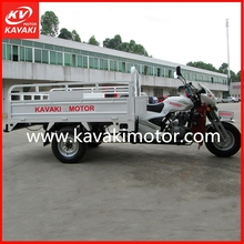 China factory direct sale Africa high quality motorcycle three wheel/ petrol tricycle