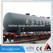 ISO Oil Tanker Vessel Milk Transportation Tank For Sale