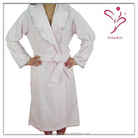 wholesale sleepwear for women, pink coral fleece pajamas causal style