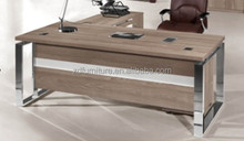 2015 Hot Sale office furniture modern plastic executive table (HY-JT15)