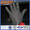 (Finger protection cutting) Stainless steel safty gloves