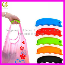 2015 hot sale Silicone Supermarket Assistance Bag Holder,Silicone Supermarket Assistance Bag Holder carrier,Silicone bag holder