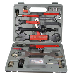 44pcs universal bicycle tools set, tire repairing hand tools set