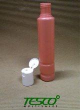 Easy Pour HDPE Plastic Bottle