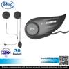 1000m FM Radio BT interphone bluetooth motorcycle Motorbike helmet intercom Headset