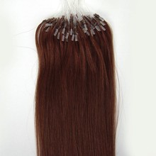 Ring-X hair Extension,Micro Loop Ring Hair,malaysian micro loop ring hair