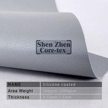 silicone coated fiberglass roving