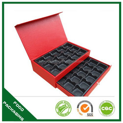 fancy cheap & high quality cardboard box gift chocolate
