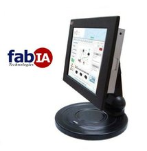 """15"""" Fanless Touch Screen Industrial Panel PC (FP8151T)"""