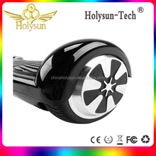 UK US Germany warehouse! Black smart balance wheel mini 2 wheel self balancing electric scooter with LED light remote controller