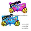 Moda Batman bicicleta decorações da festa de aniversário balão de alumínio