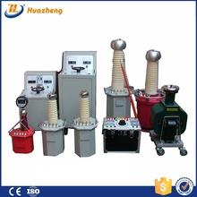 Transformador de prueba / alta tensión equipos de prueba