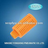 PSL series plastic pneumatic silencer