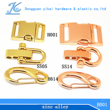 factory rigging hardware metal accessory for bag