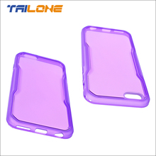 transparent tpu back cover phone case for huawei ascend p7