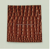 New Pattern Crocodile skin Pattern Faux Leather for Lady Bags Furniture Luggage