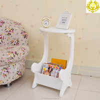 New design for magazine table and fashion style telephone table