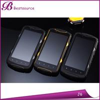 "IP68 IPS ROM 8GB Rear camera 13.0MP MTK6582 Quad Core GPS 5.0"" waterproof rugged phone"