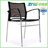mesh back round plastic tables