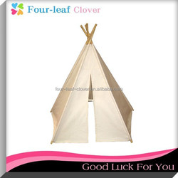 Play kids teepee tent,large kids play tents,kids indoor play tents