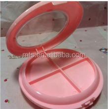AS bulk cartridges cartridges honey powdery cake box of cosmetics packaging plastic bottles