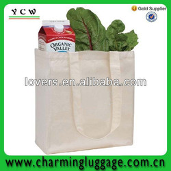 organic cotton tote bags wholesale grocery bag high quality low price