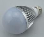 Tensão nominal: AC90-260V Potência: 5V Tamanho: 59 * 113mm luminosa fhot 270 graus Lâmpada LED E27 alumínio + plástico corpo inc