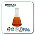 grado de la alimentación de aceite de pescado en aceite de origen animal