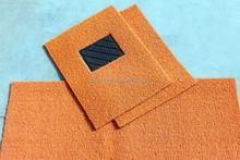 Modern design pvc cheaper waterproof coil mat carpet,PVC car mat