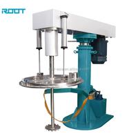 Latex paint disperser /paint mixer /dispersion machine