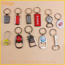 Promotional wire rope keychain With Logo/wire rope keychain /Custom wire rope keychain