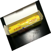 supply samples plastic food wrap with good stretching cling wrap by SGS