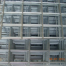 4 Gauge plain wave PVC coated welded wire mesh panel