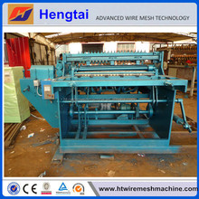 Competitive Price Breed Aquatics Row Welded Wire Mesh Machine