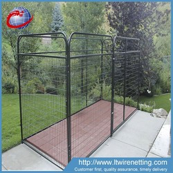 welded wire dog kennels /lows dog kennels and runs/pet house