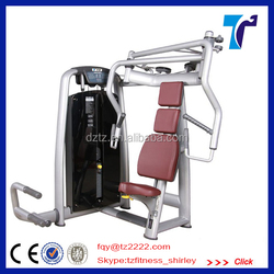 Commercial Fitness Equipment/Strength Gym machines/Seated Chest Press TZ-6005