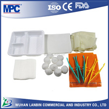 S310008 China Factory Produced Disposable Customized Medical Nursing Pack