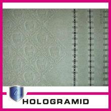Personalizar o design anti falsificação personalizado de segurança com marca d ' água tamanho legal papel