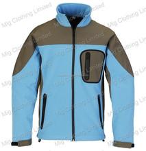 Waterproof softshell jacket for Hiking