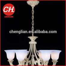 Decorativas de moda cadena colgante, decoración de la iluminación cadena