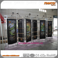 High quality hot selling aluminum truss display