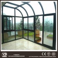 Luxury Garden Glass Room Green House