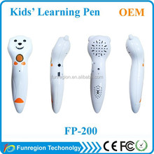 Magic pen for kids learning Audio Language Translator kids Languages Learning English talking pen