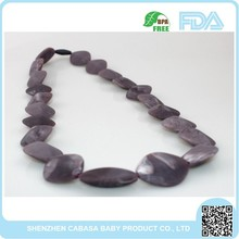 Latest Designs Alibaba Wholesale Chunky Beaded Fashion Necklace 2015 For Women