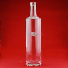 Wholesale chinese liquor bottles vodka glass bottle 1000ml